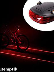 Fietsverlichting Laser 1 Mode 1000 Lumens zelfverdediging Anderen AAA Fietsen / Reizen - Anderen , Zwart ABS
