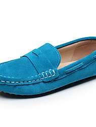 Girls' Shoes Comfort Suede Slip-on One Color Available