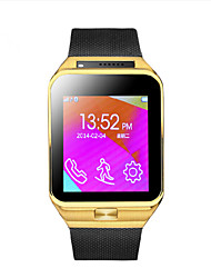 Unisex Smart watch DigitaleLED / Touchscreen / Con righello / Pulsometro / Telecomando / Calendario / Cronografo / Resistente all'acqua /