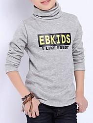 Pull à capuche & Sweatshirt Boy Imprimé Hiver / Printemps / Automne Mélange de Coton