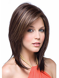 Elegant  Women Lady Syntheic  Wave  Wig Extensions  Charming