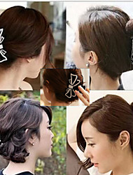 South Korean Hair Full Diamond Hairpin Grasp Bow Clips