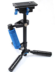 2015 New POPLAR Carbon Fiber S-43C Mini Tripod-shaped Handheld Steadicam Camera Stabilizer for DSLR Camera Camcorder DV