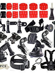 Gopro AccessoriesAnti-Fog Insert / Protective Case / Monopod / Tripod / Gopro Case/Bags / Screw / Buoy / Suction Cup / Straps / Hand