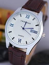 hy Mode Quarz-wasserdichte Armbanduhr