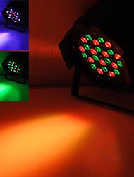 LT - 11 RGB AC100-240V DMX512, Master-slave, Voice control, Self-propelled Stage Light