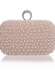 Women's Bag Fashio Luxury Pearl Bride Bag Korean Style Evening Bag Sweet Lady Clutch Bag Purse
