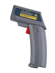 HYELEC MS6530 Temperature Gun Non-Contact LCD Display Digital Infrared Thermometer Point -20~550 Degree, termometro
