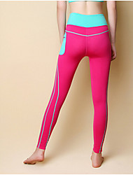 Running Bottoms / Pants / Tights Women'sWaterproof / Breathable / Moisture Permeability / Quick Dry / Compression / Held-In Sensation /