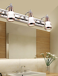 LED Wall Sconces / Bathroom Lighting , Modern/Contemporary LED Integrated Metal