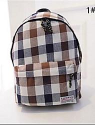 Damen - Umhängetasche - Leinwand - Bucket Bag - 1 # / 2 #