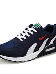Men's Running Shoes Tulle Black / Blue / Gray