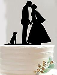 Personalized Customized Wedding Party Cake Accessory Fondant Cake Decorating Tools Acrylic Cake Topper