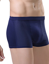 Men's Cotton / Polyester Boxer Briefs