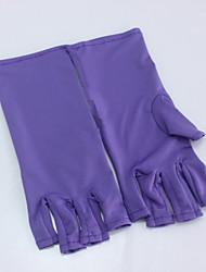 guantes de armadura manicura herramientas uv guantes fototerapia tienen 5 colores para elegir