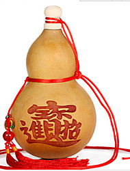 натуральный красный тыквы бутылки повесить статьи обеспечения вдохновляющие древесины современный / современный