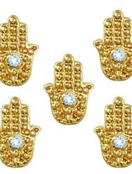 10 - Bijoux pour ongles / Autre décorations - Doigt / Orteil / Autre - enBande dessinée / Fruit / Fleur / Abstrait / Adorable / Punk /