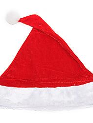 sombrero pleuche navidad