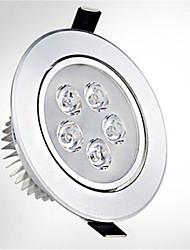 5w 5LEDs 550lm теплый / холодный белый цвет привели receseed огни потолочные светильники (85-265)