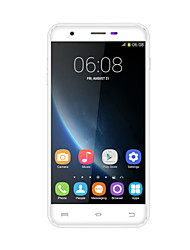 "OUKITEL U7 Pro 5.5 "" Android 5.1 Smartphone 3G (Due SIM Quad Core 13 MP 1GB + 8 GB Nero / Oro / Bianco)"
