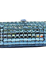 Ladies' Elegant  Rhinestone Clutch Hand Bag Evening Box