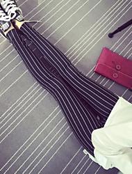 Women pants Active Tracksuits cotton high waist pants Plus velvet Elastic pants Casual pants