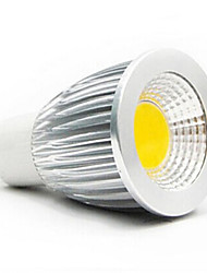 7W GU10 550LM Warm/Cool White Light LED COB Spot Lights(85-265V)