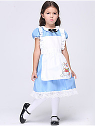 Halloween / Christmas / Carnival / Children's Day / New Year Kid Movie & TV Theme Costumes Costumes Dress / Apron