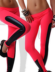 Running Pants / Tights / Bottoms Women's Breathable / Quick Dry / Thermal / Warm / Compression / Stretch / Sweat-wicking Tactel Yoga