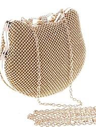 Women Nylon / Glitter Casual Shoulder Bag / Clutch