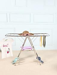 liren® penderie de type papillon de séchage en acier inoxydable, des vêtements racks suspendus, claies de séchage en plein air intérieur