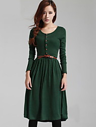Women's Elegant Dress (cotton)
