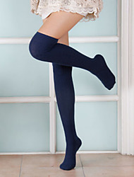 Women Medium Stockings , Cotton