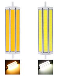 R7S LED a pannocchia T 3 COB 2500 lm Bianco caldo / Luce fredda Decorativo AC 85-265 V 1 pezzo