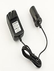 dearroad nous Plug Power 110V-220V AC à 12V voiture 2a DC adaptateur allume-cigare 24w