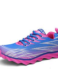 Hot Sale Men's Walking Shoes Synthetic Green /Fuchsia/ Gray