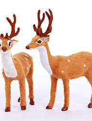 tre cervi giorno di Natale