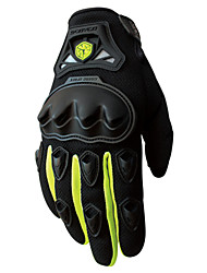 Gloves Sports Gloves Unisex Cycling Gloves Spring / Summer / Autumn/Fall / Winter Bike GlovesAnti-skidding / Easy-off pull tab /