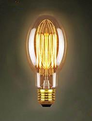 C75 Straight Wire Retro Decoration 40 W Bulb