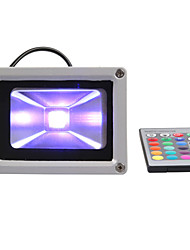 10W  RGB LED Flood light Outdoor Garden Hotel Landscape Spotlights
