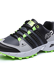 Plus Size 40-48 Men's Running Shoes / Hiking shoes / Sport&Outdoor / Synthetic / Tulle Green / Red