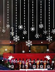 Natale Adesivi murali Adesivi aereo da parete , pvc 50*5*5