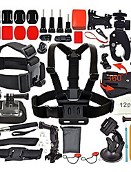 Gopro AccessoriesAnti-Fog Insert / Protective Case / Monopod / Tripod / Gopro Case/Bags / Screw / Buoy / Suction Cup / Straps / Clip /