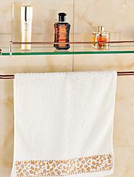 Гаджет для ванной Зеленый Крепление на стену 60cm*15cm*10cm(23.6*5.9*3.9inch) Медь / Сплав цинка Неоклассицизм