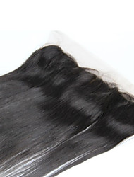 1 YR Warranty Remy Brazilian Virgin Human Hair Lace Frontal
