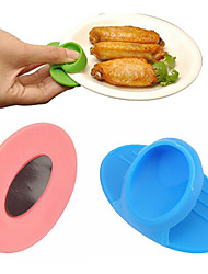 микроволновая печь изоляции палец случайный цвет