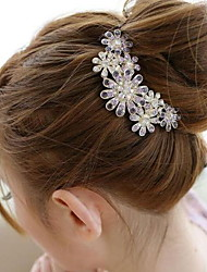 YW Rhinestone Bob Hair Accessories