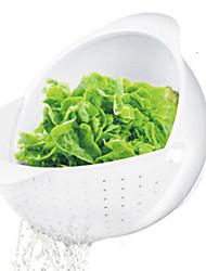 Drain-Obst-und Gemüsestand Wasserfilter zufällige Farbe