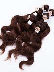 """Brazilian Virgin Sweet Body Wave Hair Weavings 2x12"""" 2x14"""" 2x16"""" 6Pcs Virgin Hair Body Wave Human Hair Weaves 200g/Set"""