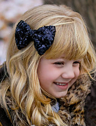 Kid's Cute sequins Bowknot Hair Clip